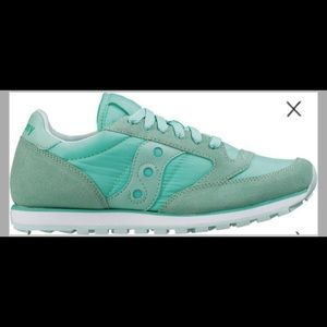 Saucony Originals Jazz Low Pro Sneaker Mint